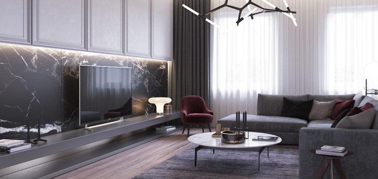Thiết kế nội thất và sự khác biệt đến từ Phố Gia Décor
