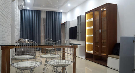 Thi công Căn Hộ 86 m2 Celadon Tân Phú