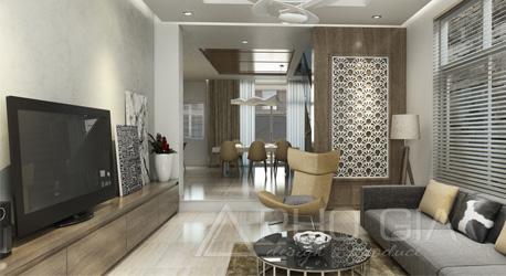 Thiết kế nội thất Biệt thự đương đại Gardent – Q. Phú Nhuận