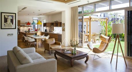 Thiết kế nội thất Biệt Thự Nam Long – Quận 9