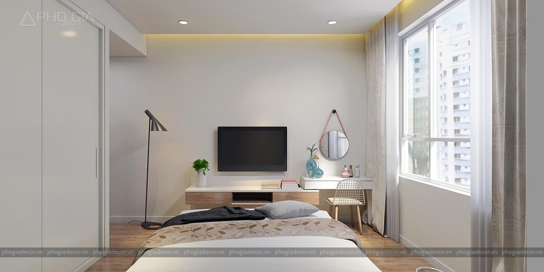 Thiết kế nội thất căn hộ Sala 78 m2