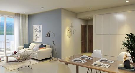 Thiết kế căn hộ Sala 78 m2
