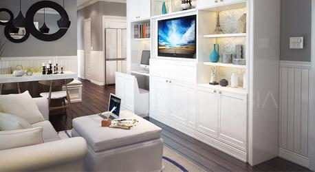 Thiết kế căn hộ cao cấp Star Hill – Phú Mỹ Hưng