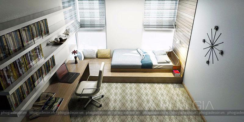 Thiết kế nội thất căn hộ Starhill