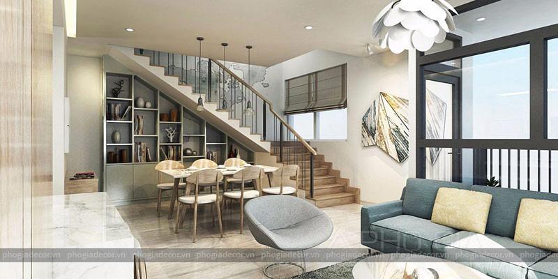 Thiết kế căn hộ Starhill
