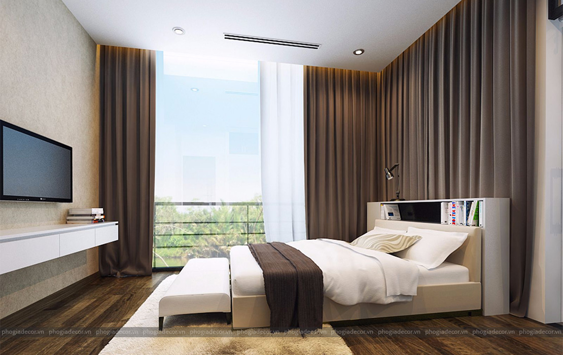 Thiết kế nội thất Villa Cao Cấp
