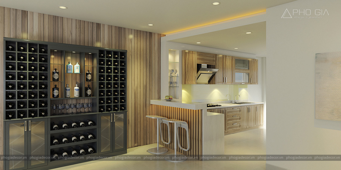 Thiết kế nội thất Villa Phan Xích Long