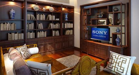 Thiết kế nội thất Villa Tân Cổ Điển – Quận 9