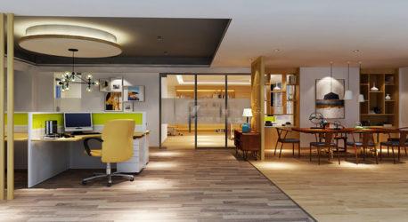 Thiết kế văn phòng cao cấp LongFa