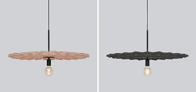 Hồng, xanh đậm, đen là ba màu được lựa chọn. Tùy từng không gian mà bạn lựa chọn màu cho phù hợp.
