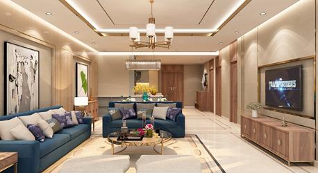 Thiết kế nội thất căn hộ cao cấp Phoenix – Vũng Tàu