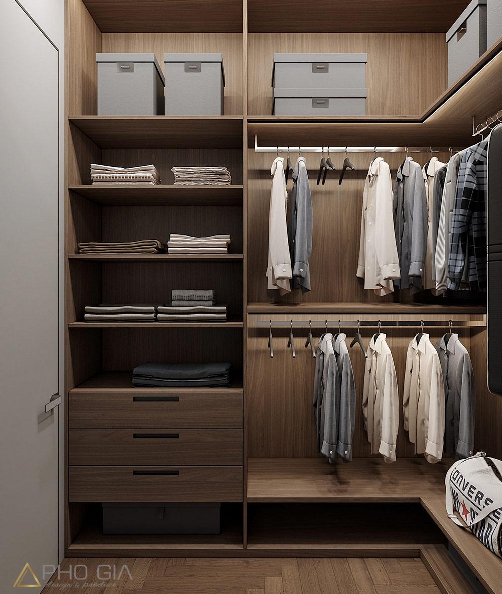 Thiết kế nội thất căn hộ Penthouse Quận 7