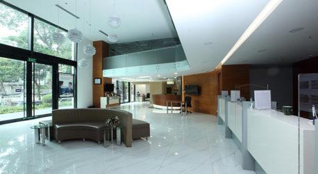Thiết kế văn phòng cao cấp Đô Thành