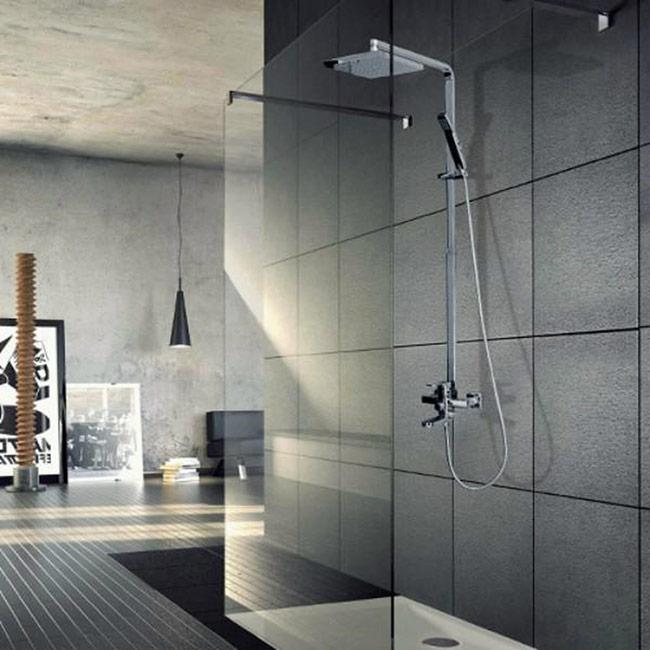 Đối với nội thất phòng tắm, vật quan trọng nhất chắc chắn phải kể đến vòi sen tắm