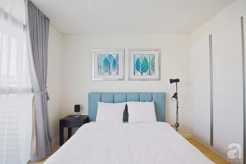 Thiết kế nội thất căn hộ đẹp mê người với phong cách Scandinavia