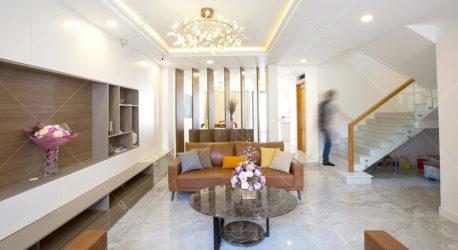 Thiết kế nội thất căn hộ chung cư cao cấp tại Quận 2 HCM