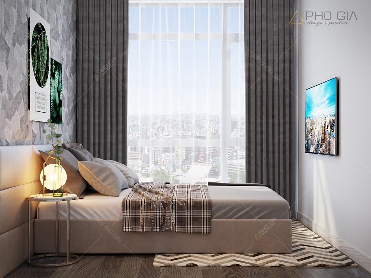 Bật mí cách thiết kế nội thất phòng ngủ nhỏ đẹp – thoáng - hợp phong thủy