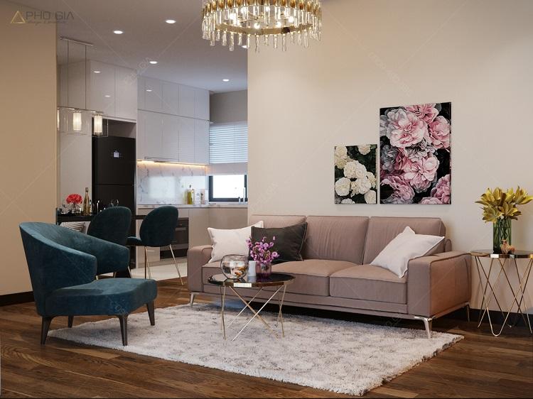 Làm thế nào để thiết kế nội thất chung cư 110m2 đẹp?