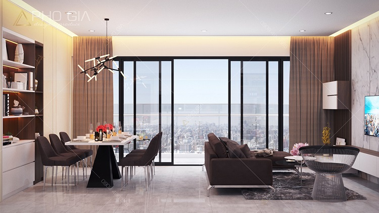 Những điều bạn nhất định phải lưu ý khi thiết kế nội thất chung cư
