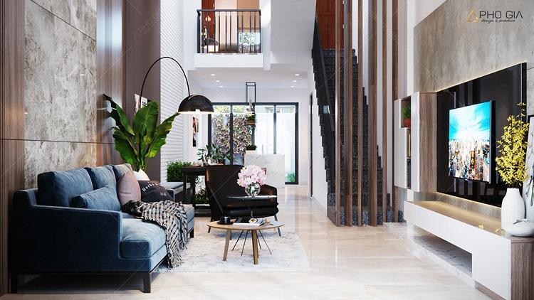 Thiết kế nội thất hiện đại là gì?