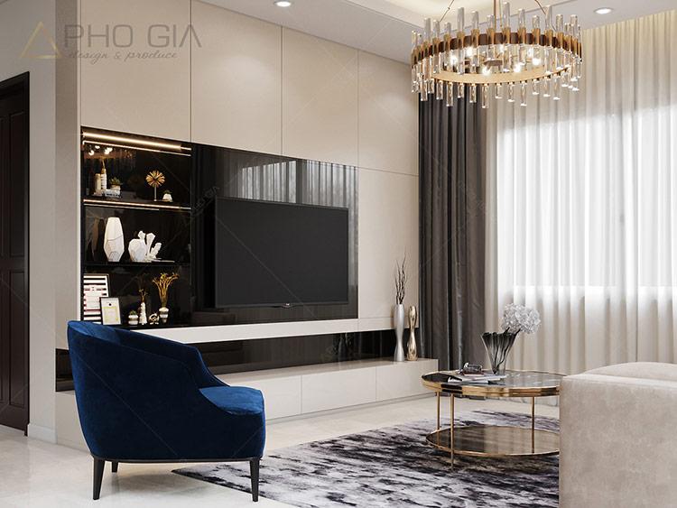 Thiết kế nội thất Villa – Vũng Tàu