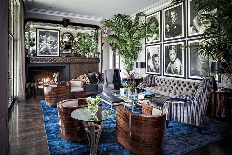 Thiết kế nội thất theo phong cách Art Deco