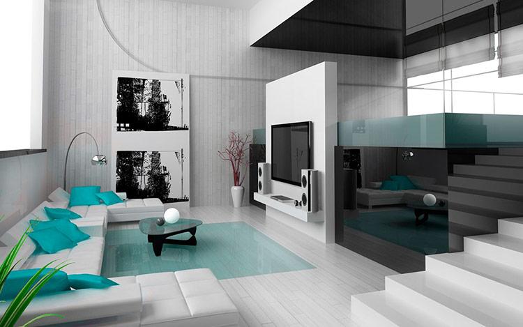 Phong cách thiết kế nội thất Hi-Tech