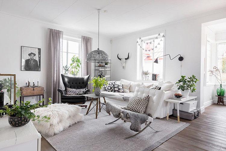 Phong cách trang trí Thụy Điển