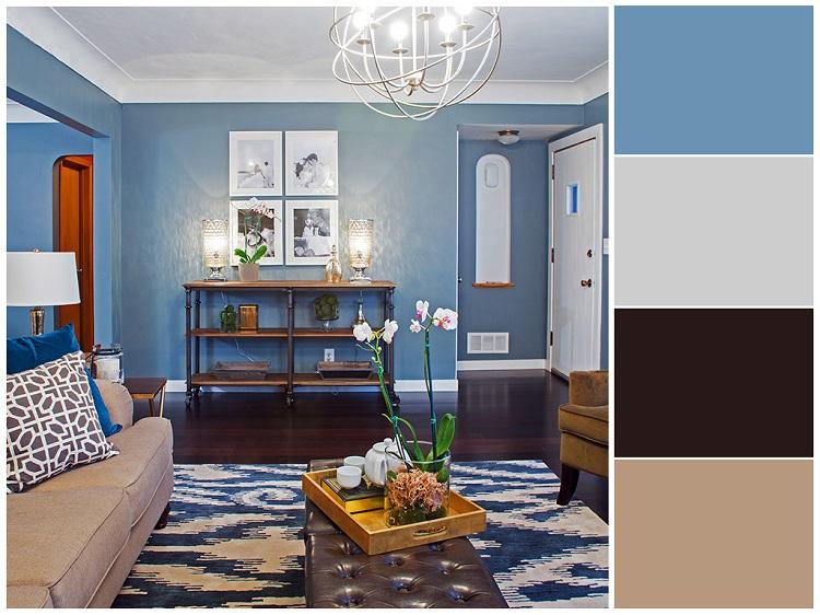 Mẹo thiết kế nội thất đẹp: Nhà chật nên sơn màu gì đón Tết Kỷ Hợi đây?