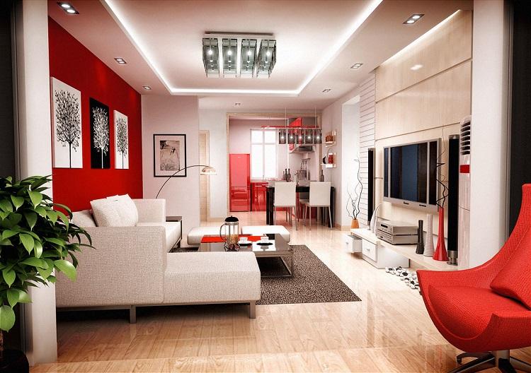 Tại sao phải thiết kế nội thất nhà vào dịp đầu năm?