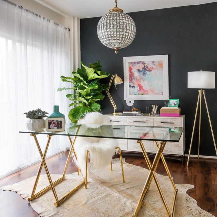 Bật mí cách bố trí phòng làm việc tại nhà nhỏ cho công việc hiệu quả