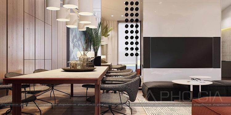 Những cách thiết kế nội thất không gian xanh cho biệt thự