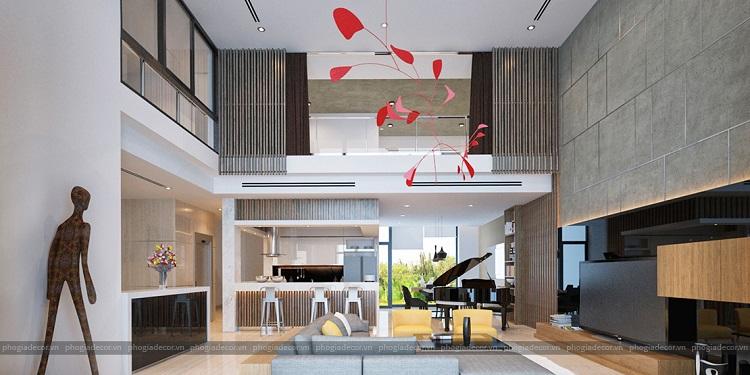 Những điều gia chủ cần biết khi thiết kế nội thất biệt thự