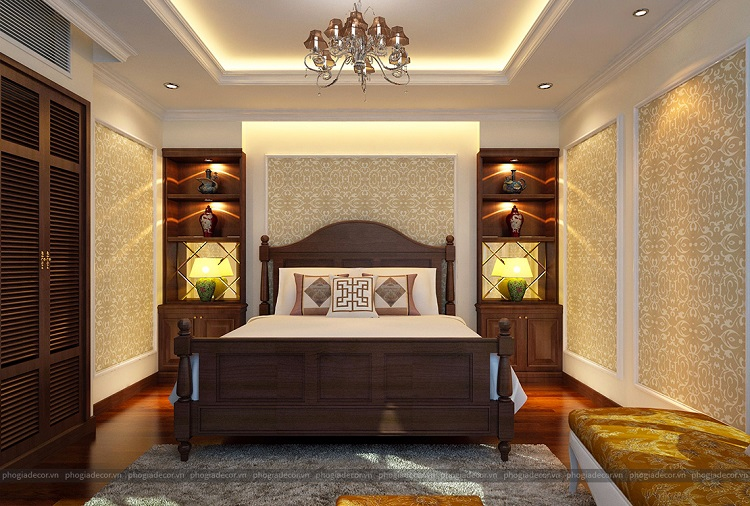 Những mẹo thiết kế nội thất biệt thự cổ điển đẹp