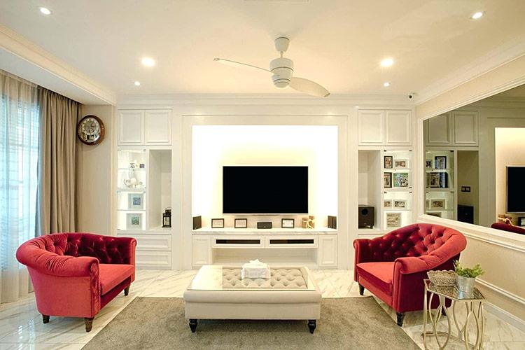 Đừng bỏ qua xu hướng kết hợp thiết kế nội thất cổ điển và hiện đại