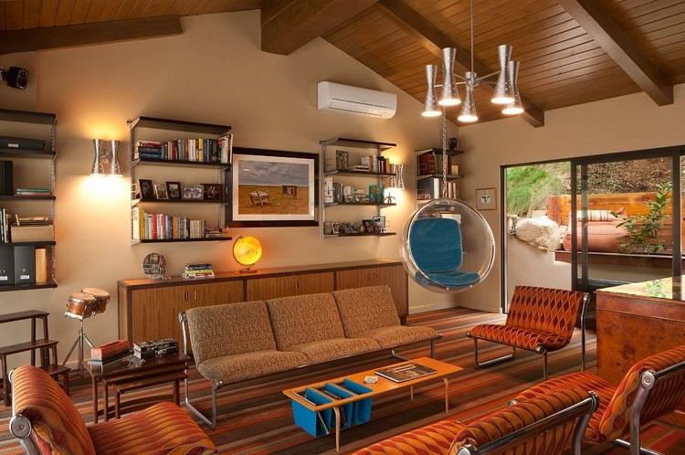 Phân biệt phong cách thiết kế nội thất Vintage và Retro