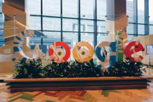 Văn phòng làm việc như mơ của Google