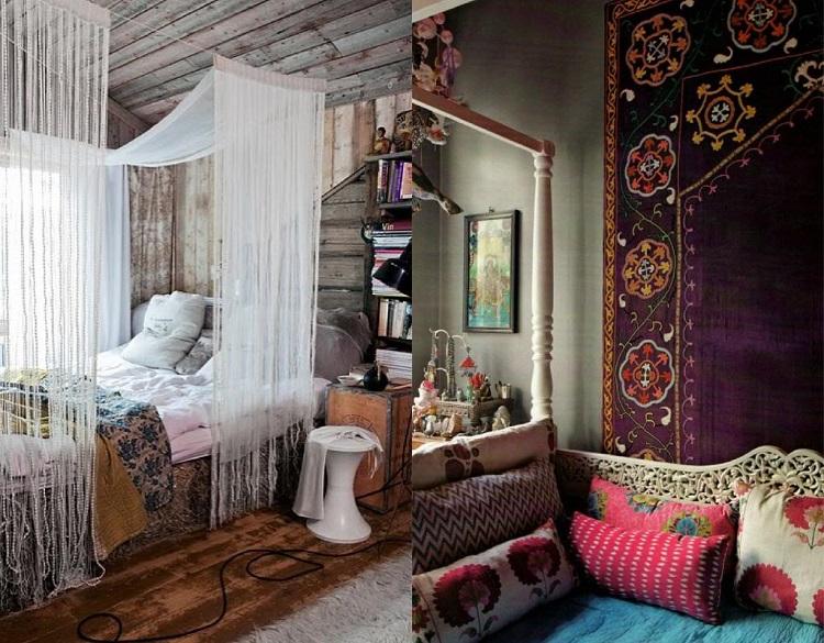 Bạn biết gì về thiết kế nội thất theo phong cách Bohemian?