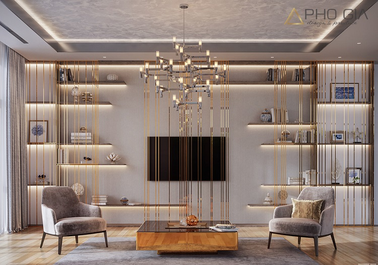 Cập nhật những xu hướng thiết kế nội thất biệt thự 2019