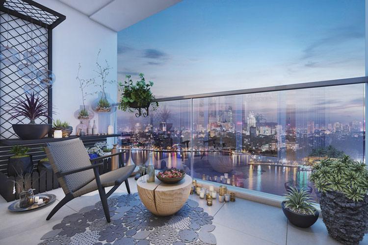 Những cách làm mát thiết kế nội thất chung cư 60m2