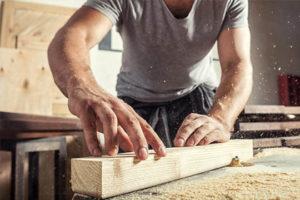 Gợi ý cho chất liệu nội thất gỗ trong gia đình