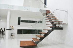 Hướng đặt cầu thang nhà ở trái phong thủy