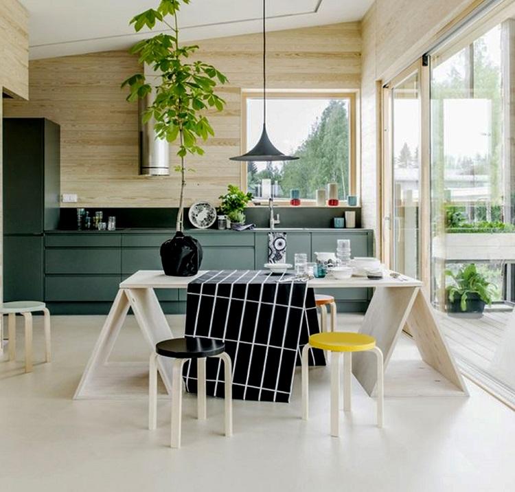 Những xu hướng thiết kế nội thất nhà ở hiện đại 2019