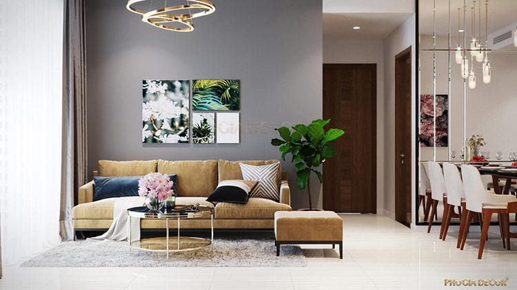 chọn công ty thiết kế nội thất uy tín tại TPHCM