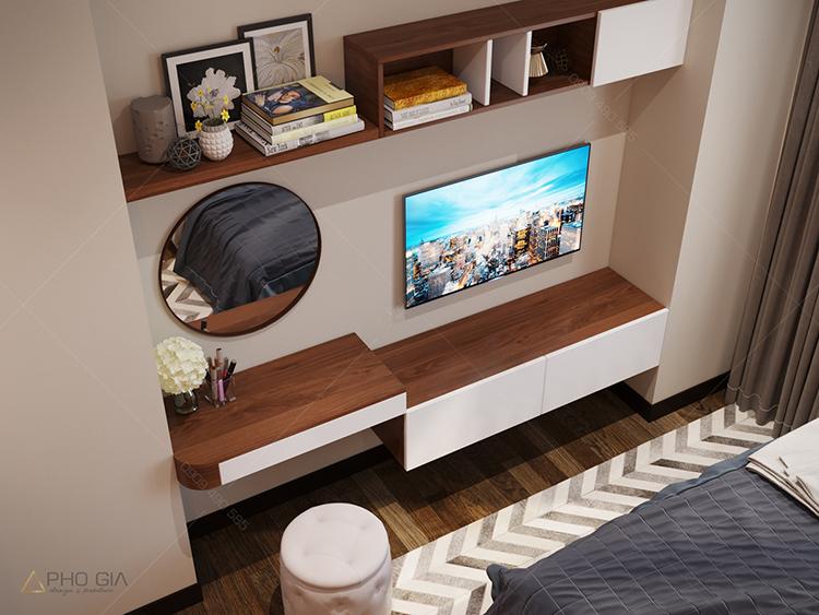 Mách bạn cách thiết kế nội thất phòng ngủ nhỏ đẹp và thoáng