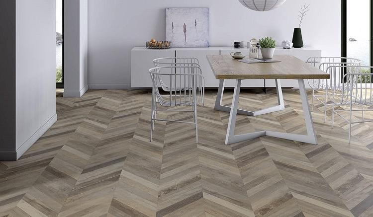 Những xu hướng sàn gỗ đẹp lên ngôi trong thiết kế nội thất 2019
