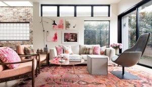 5 ý tưởng độc đáo khi chọn màu hồng làm tông chủ đạo cho căn nhà