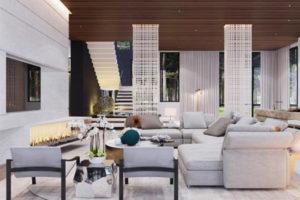 Sử dụng giấy dán tường phù hợp cho từng không gian trong ngôi nhà