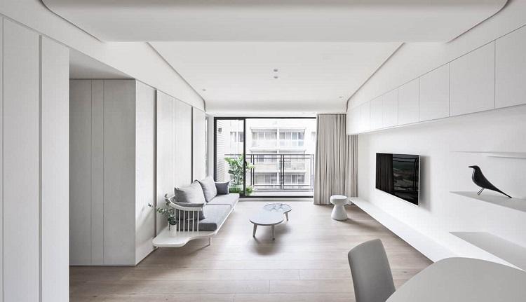 Thiết kế nội thất tối giản: Từ lối sống vào không gian sống