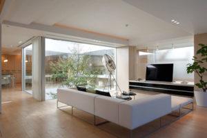 Ý tưởng trang trí nội thất phong cách Nhật Bản hiện đại